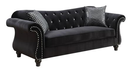 Furniture of America CM6159BKSF