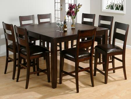 Jofran 97262SET9 Prairie Dining Room Sets