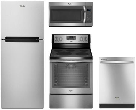 Whirlpool 730334 Kitchen Appliance Packages
