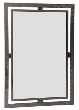 Stone County Ironworks 905-027 Forest Hill Wall Mirror
