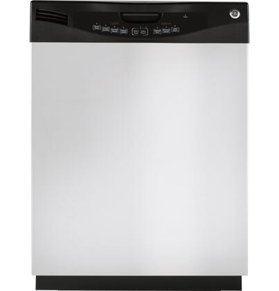 GE GLD4560VSS  Built-In Full Console Dishwasher