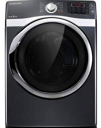 "Samsung Appliance DV455EVGSGR 27"" Electric  Electric Dryer  Appliances Connection"